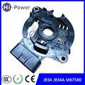 Оригинальный J834 M67580 J834A модуль зажигания Автозапчасти ремонт подходит для Mitsubishi высокое качество оригинальный номер