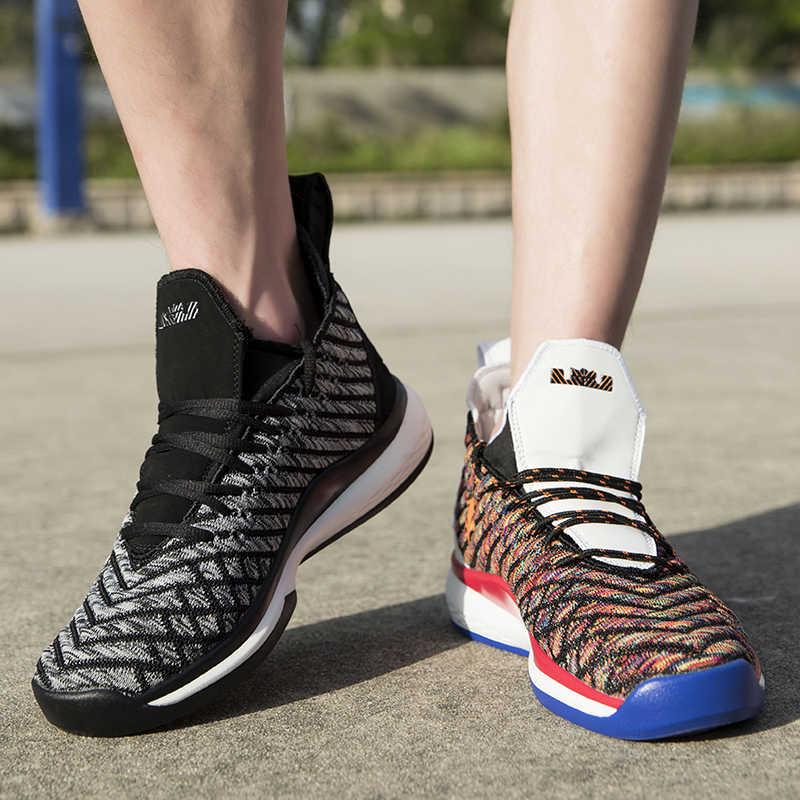 الرجال عالية الجودة حذاء كرة السلة الأردن الرجال توسيد ضوء كرة السلة أحذية رياضية تنفس أحذية رياضية في الهواء الطلق أحذية رياضية
