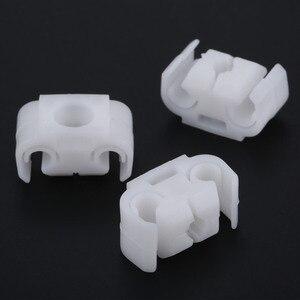 Image 4 - Yetaha 20 adet otomatik fren kablosu dirsek boru bağlantı elemanları araba vücut istinat klipleri tutucu VW Golf Jetta Passat audi için A4 A6