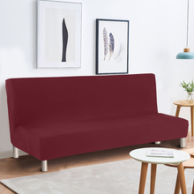 Фото - Shield Couch Sofa Cover Slipcover Protector Spandex Elastic Protector Folding Couch Solid Sofa Furniture Cover Home Decor D30 microsuede couch slipcover cream 270 x 350 cm