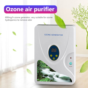 220V Ozone Generator Ionizer Air Purifier Oil Vegetable Meat Fresh Air Cleaner Purify Air Water Household purificador de air