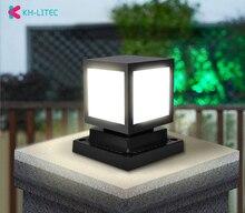 Наружный светильник на солнечной батарее IP65, водонепроницаемый светильник для садовой стены
