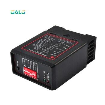 AC220V uniwersalny inteligentny Parking pojedynczy kanał wyjście pojazdu samochód PD-132 detektor pętli czujnik dla bariery Park Lot