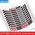 NOTUBES FLOW MK3 наклейки на колеса для велосипеда водонепроницаемые наклейки на обод колеса комплект велосипедных колес наклейки для двух наклей...
