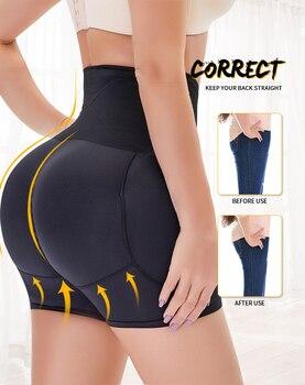 Women High Waist Slimming Panties Tummy Control Knickers Briefs Shapewear Underwear Body Shaper Butt Lifter