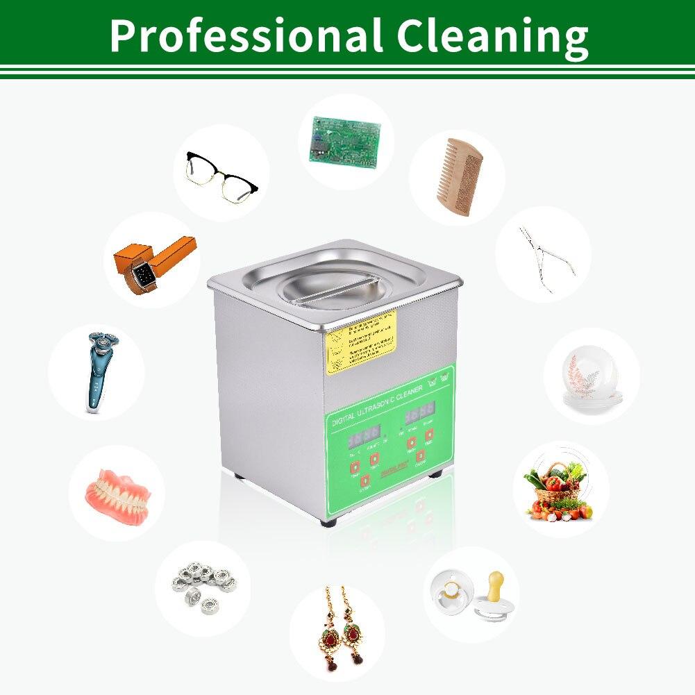 Escovas de limpeza
