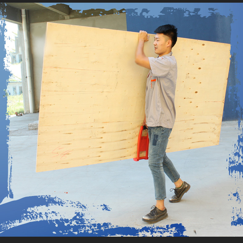 Practical Lifting Board Tool Panel Carrier Panel Lifter Board Carrier Plate Plywood Loader With Skid-proof Handle Panel Carrier