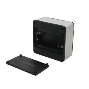Image 3 - Shahe ip65 à prova dwaterproof água transferidor com luz traseira inclinômetro ângulo chanfro caixa eletrônico transferidor magnético base ângulo calibre