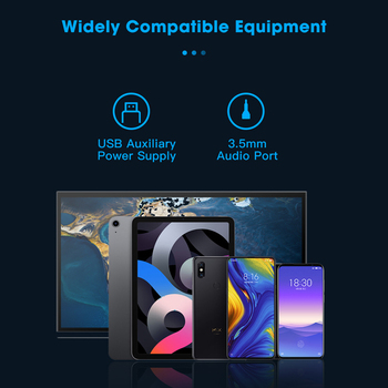 Mini Computer Speakers Deep Bass Sound Speaker for For TV Laptop Surround Sound Box Subwoofer Powerful Multimedia Loudspeakers 6