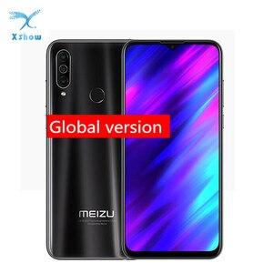 Image 2 - Глобальная версия Meizu M10 смартфон с 5,5 дюймовым дисплеем, восьмиядерным процессором MTK P25, ОЗУ 2 Гб, ПЗУ 32 ГБ, Android 6,5, 4000 мАч