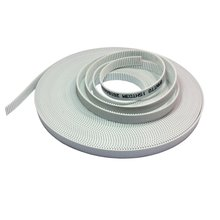 цена на 3M Open Ended PU Timing Belt Width 15mm for CNC Laser Engraving Machines 2/3/5/10/20Meter HTD 3M Open Ended PU Timing Belt