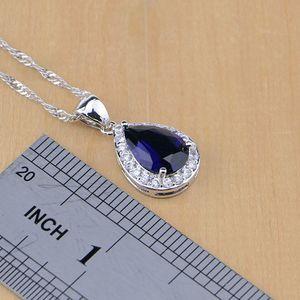 Image 3 - Комплект из колье, серёг, кольца и браслета, из серебра 925 пробы