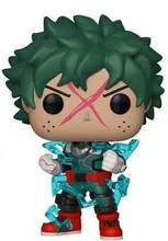 Anime: meu herói academia-deku completa cowl (izuku midoriya) brilho-no-escuro figura de vinil brinquedos