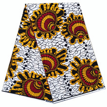 Ankara Dutch veritable wax Printed pattern 100% cotton African prints fabric 6 yards