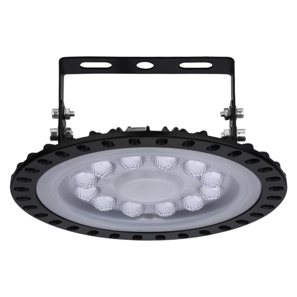 50W 100W UFO Mining Light 6500K IP65 LED High Bay Light Indoor Industrial Lighting For Workshop Warehouse Parking Lot 110V 220V
