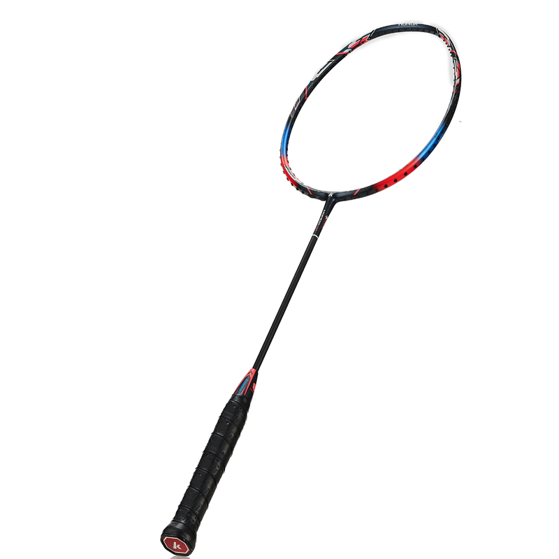 2020 Kawasaki Badminton Rackets  Attack Type 40T Carbon Fiber Box Frame Racquet For Amateur Intermediate Players HONOR S7