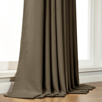 Modern Plain Curtains for Living Room 1