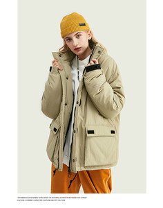 Image 2 - Men and Women Solid Outdoor Jackets Mens Soft Breathable Warm Coat Leather Jacket Male Trench Mens Winter Coats and Jackets
