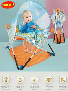 Baby-Walker Go-Cart with Sun-Shield Infant Light Multifunction Kids Camping Hopping-Chair