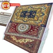 Mrgbest персидский коврик для мыши игровой большой высококачественный