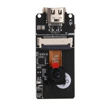 M5Stack ESP32 Camera Module, OV2640 2 Mega Pixels Camera 1632 1232 UXGA, With Type C Port and 3D WiFi Antenna, Mini Camera Board(China)
