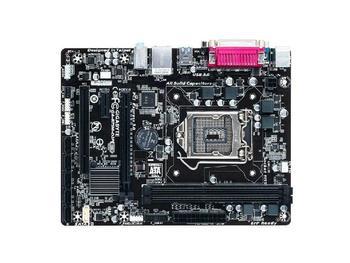 For Gigabyte GA-B75M-D2P LGA1155 Desktop Micro ATX B75 DDR3 Motherboard tested цена 2017