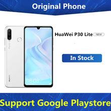 Wersja międzynarodowa HuaWei P30 Lite 4G LTE telefon komórkowy 6.15