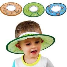 Soft and Safe Toddler Kids Wash Hair Shield Caps Ba