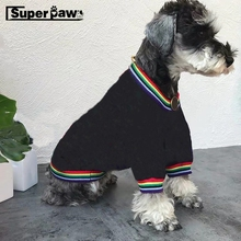 Coat Jumper-Clothes Medium Hoodie Sweater Dogs Chihuahua Winter Fashion Warm for Small