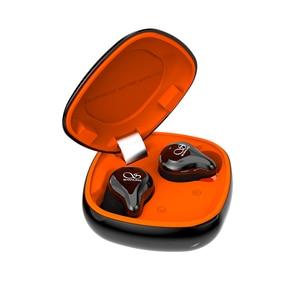 Image 2 - Беспроводные наушники Shanling MTW100 V2, Bluetooth 5,0, IPX7 водонепроницаемые наушники вкладыши
