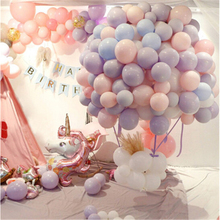 100pcs/lot Purple latex balloon wedding balloons  Macaron Latex Balloons Christmas birthday party decoration Baby Shower Girl daralis foot spa foot scrub cream exfoliating foot peeling cream dead skin remove whitening smooth moisturizing feet cream 200g