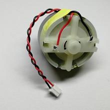 2pcs ציוד שידור מנוע עבור xiaomi Mijia 1st 2nd & Roborock S50 S51 S55 רובוט שואב אבק לייזר חיישן LDS מנקה מנוע