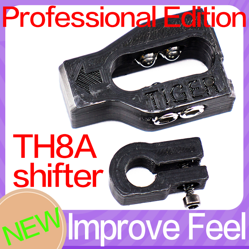 TH8A TH8ARS H-Pattern Improved Feel mod PRO SIMRACING T300RS THRUSTMASTER sim racing