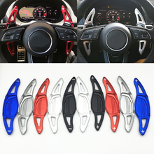 Paddle Shift For Audi RS3 RS4 RS5 2017 2018 2019 & R8 TT RS 2016 2017 2018 2019 Auto Car Steering Wheel Shift Paddle