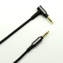 цена на Upgrade cable audio cable For Sony WH-1000XM3 XM2/H900N MDR-1A H800  for Sony MSR7/ 1rmk2/100AAP/ 100abn  headset Audio EY535