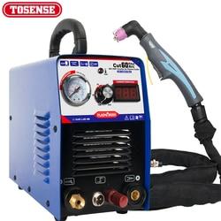 Tosense CUT60P ARC 60A, Cortador de PLASMA por aire, WSD-60 de corte por Plasma, piloto 110/220V