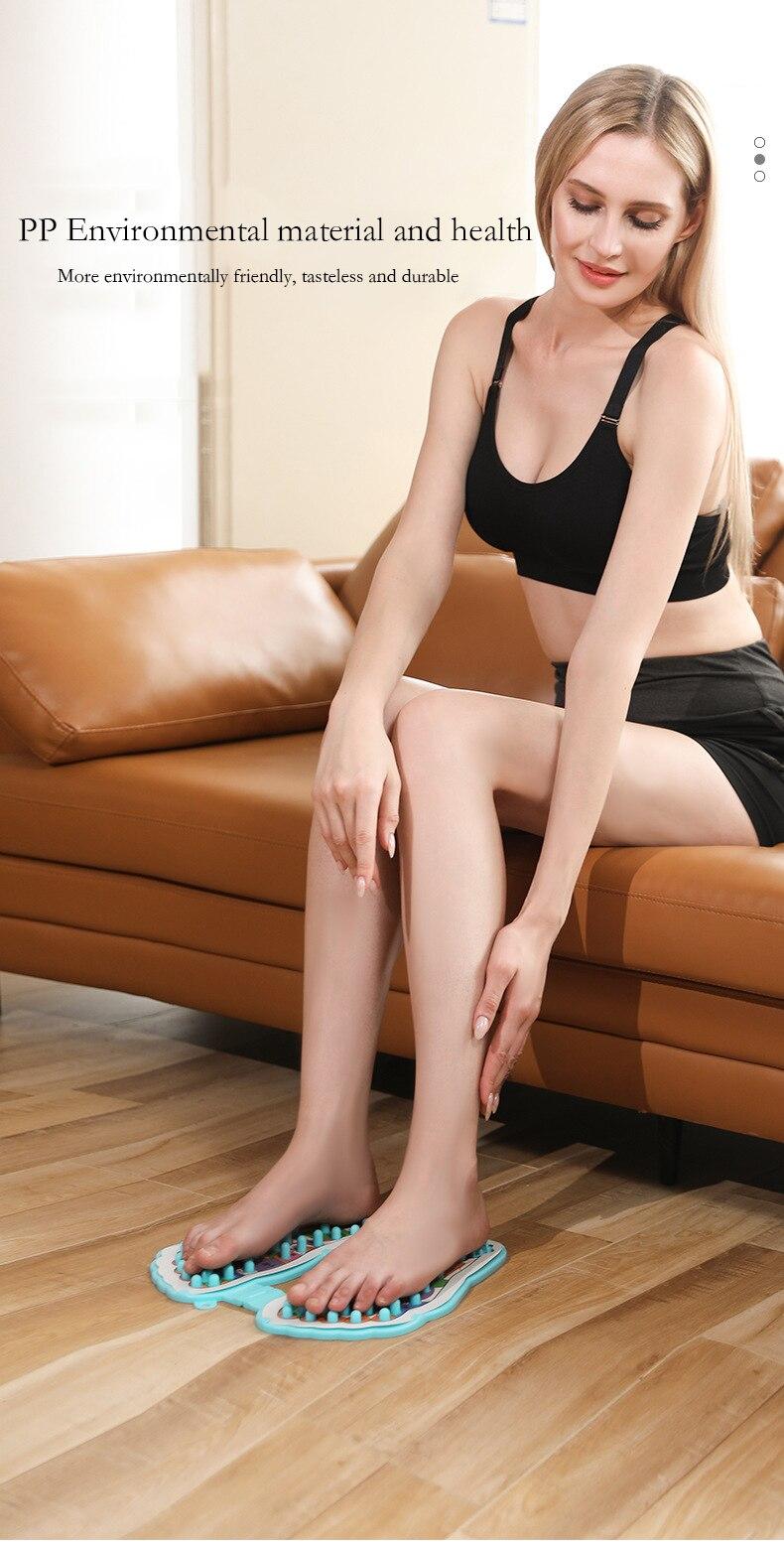 Acupoints Massage Pad