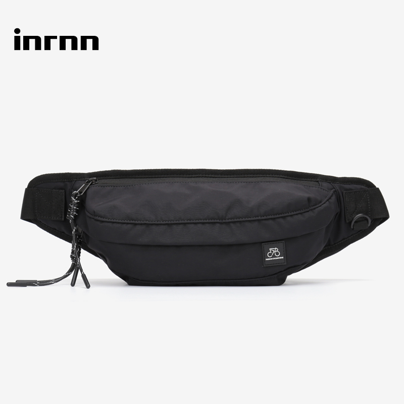 inrnn Men Waist Pack Teenager Outdoor Sports Running Cycling Fanny Pack Male Fashion Shoulder Belt Bag Travel Phone Pouch Bags