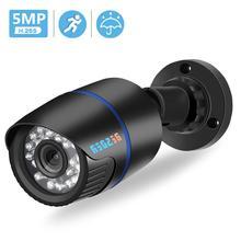 BESDER 5MP/3MP/2MP kamery IP przewodowe H.265 na świeżym powietrzu IP66 wodoodporna bezpieczeństwo w domu kamery ONVIF 20m widzenia w nocy nadzoru wideo