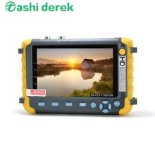 8mp Camera-Tester Cctv-Monitor Utp-Test Vga/hdmi-Input 5inch-Screen with Ahd Cvi Tvi