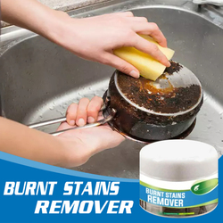 Household Kitchen Burnt Stains Remover Multifunctional Cleaning Powder Utensils Cleaning Powder 30g Household Cleaning Chemicals
