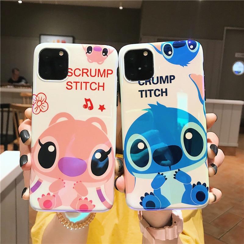 Funda Stitch para iPhone