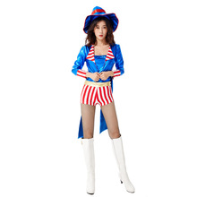 New Arrival Magician Costume Cosplay For Women Halloween Adult Carnival Party Suit