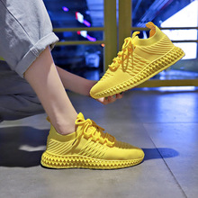 New Breathable Casual Shoes Tenis Feminino Breathable Mesh Sneakers Fa