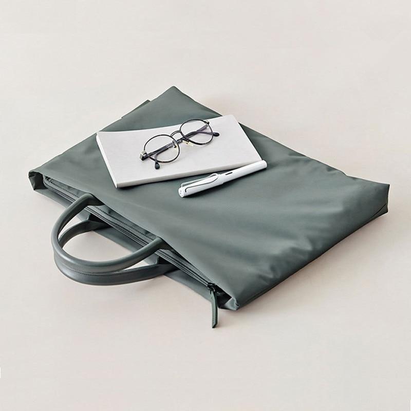 Woman Tote Sac Briefcase Bags Waterproof Laptop Bag Notebook Handbags 13 14 15 Inch Women Men Document Business Handbag 2020 New