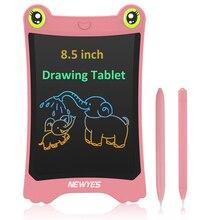 Colori disegno giocattoli per bambini tavolo da disegno LCD bambini tavoletta da disegno Scratch pittura giocattolo con blocco anti-cancellazione regali di compleanno
