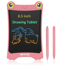 colors Drawing Toys for Kids LCD Drawing Board Children Drawing Tablet Scratch Painting Toy with Anti-erase Lock Birthday Gifts