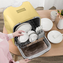Table top dishwasher mini portable free installation dishwasher