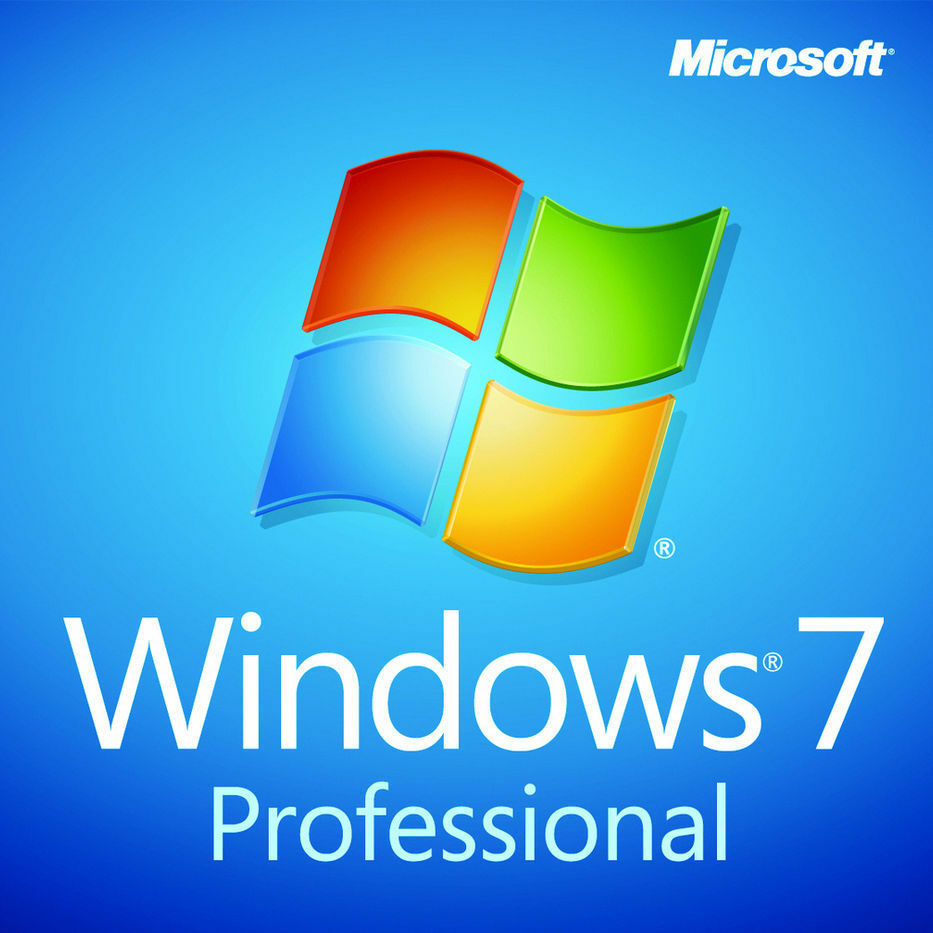 Microsoft Windows 7 Pro 32 Bit/64Bit Download Digital License Lifetime  Windows 7 Pro