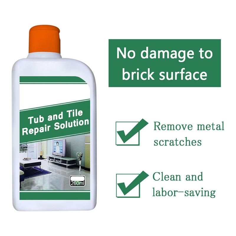 High Bathtub Tile Tub And Tile Refinishing Spray Repair Sink Ceramic Porc Multifunctional LG66